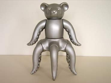 Squid Bear, Genetically Modified Bear series.